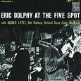 live at the five spot, 5, eric dolphy