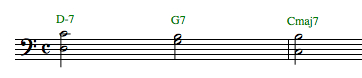 shell voicings, jazz, piano, chords