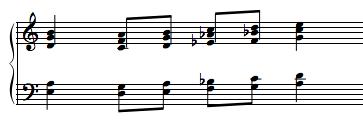 quartal, piano, chords, voicings, fourths